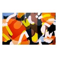 Acrylic on canvas, 2019 150cm x 90cm