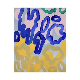 Oil on canvas, 2019 76cm x 61cm